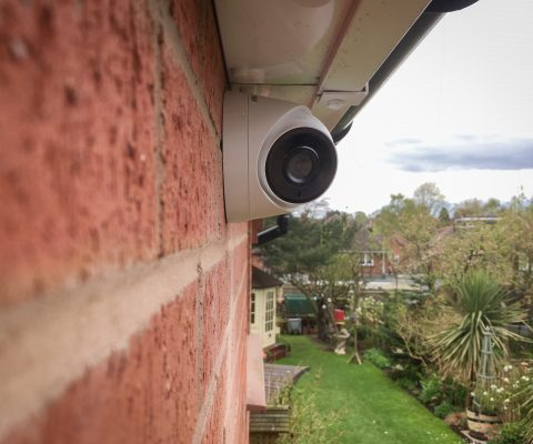 Domestic CCTV Installation – Sutton Coldfield