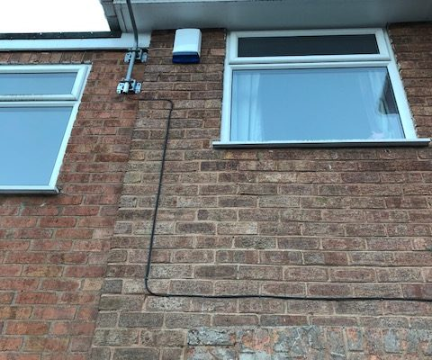 Domestic Intruder Alarm Installation – Codsall