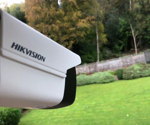 Domestic CCTV Installation – Wightwick (Wolverhampton)