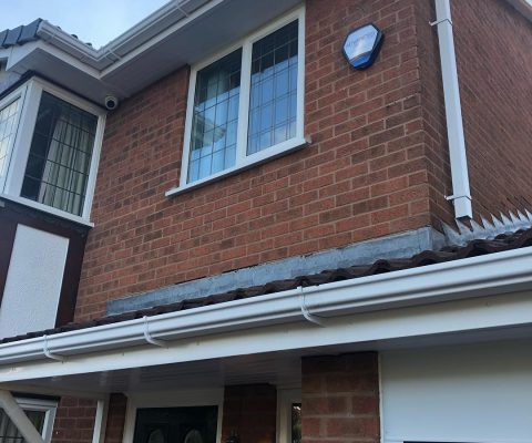 Domestic CCTV & Intruder Alarm Installation – Perton