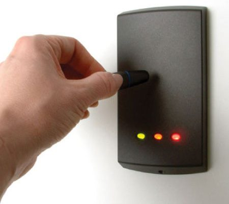 Access Control for a West Midlands School